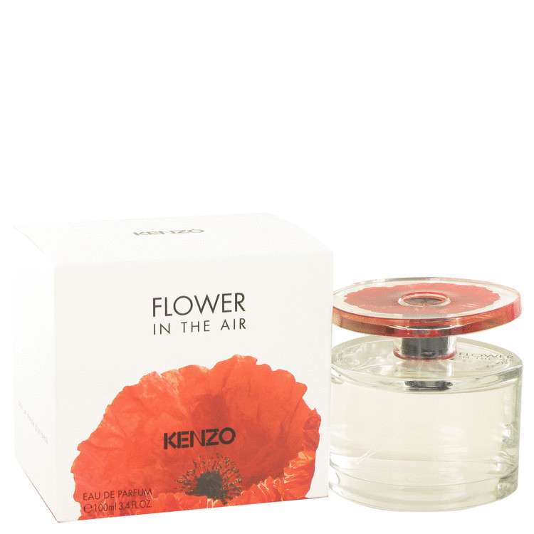 Kenzo Flower In The Air by Kenzo for Women Eau De Parfum Spray 3.4 oz