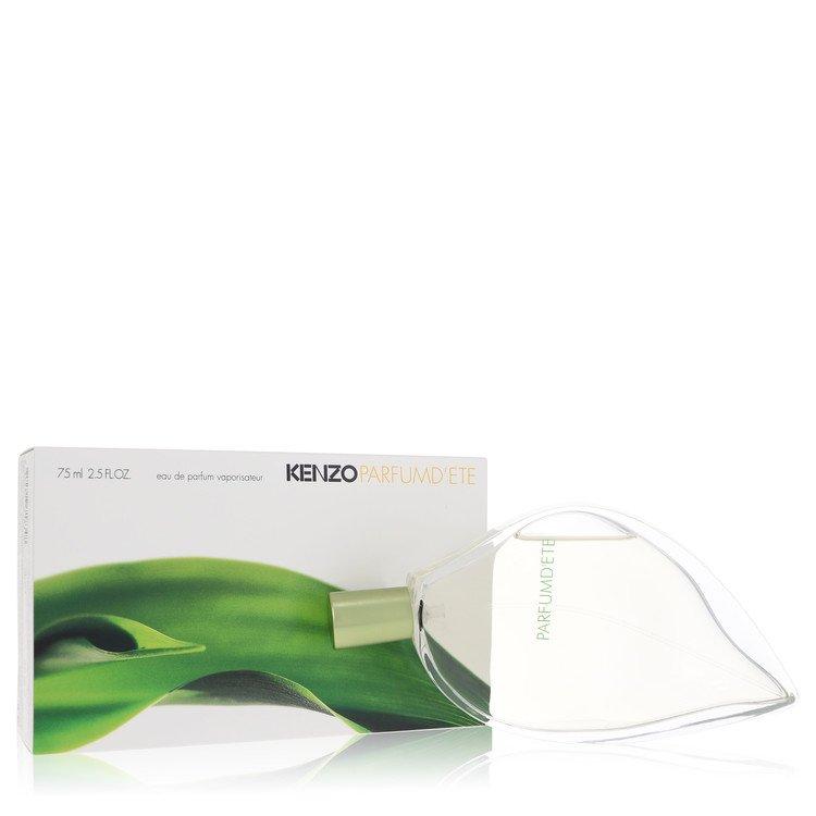Parfum D'ETE by Kenzo for Women Eau De Parfum Spray 2.5 oz