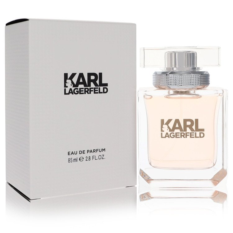 Karl Lagerfeld by Karl Lagerfeld for Women Eau De Parfum Spray 2.8 oz