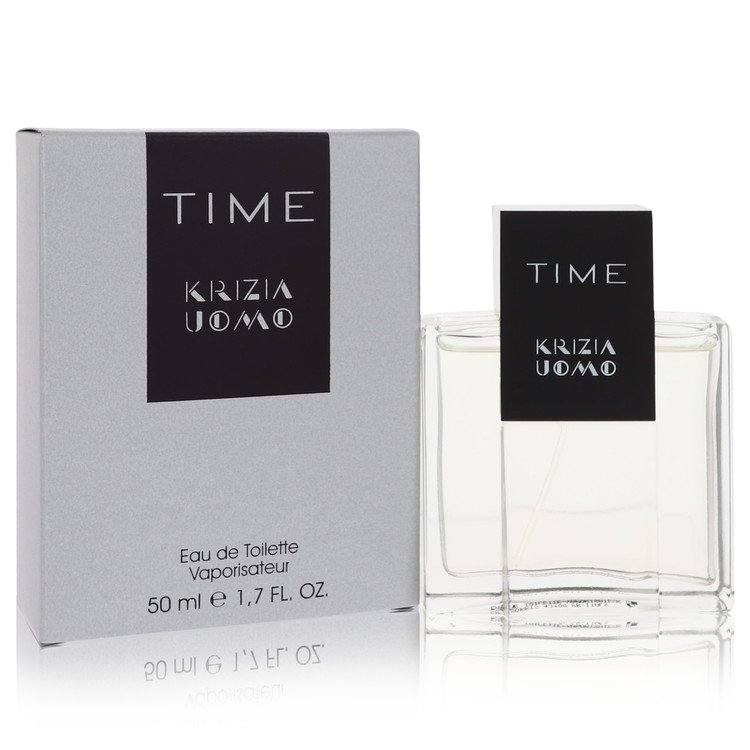 Krizia Time by Krizia for Men Eau De Toilette Spray 1.7 oz