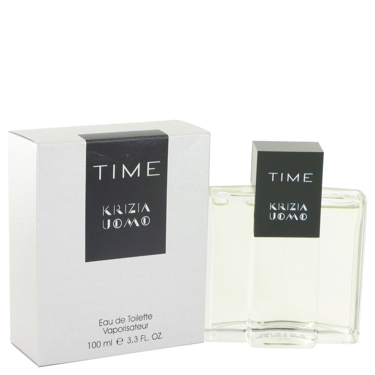 Krizia Time by Krizia for Men Eau De Toilette Spray 3.4 oz
