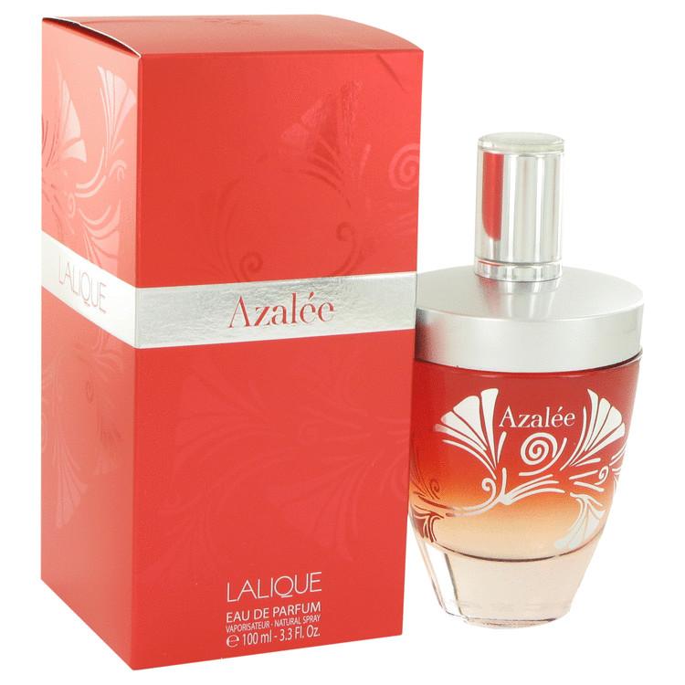 Lalique Azalee by Lalique for Women Eau De Parfum Spray 3.3 oz