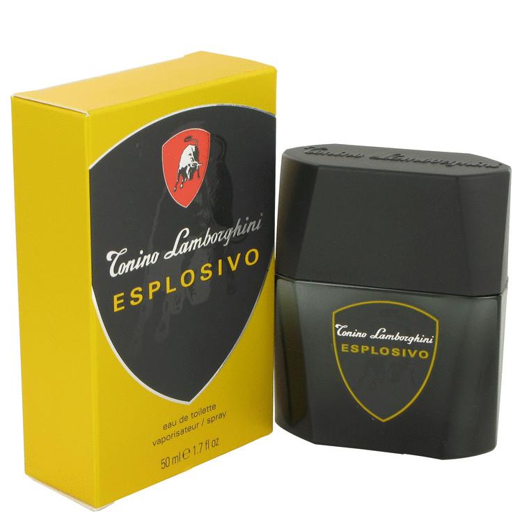 Lamborghini Esplosivo by Tonino Lamborghini for Men Eau De Toilette Spray 1.7 oz