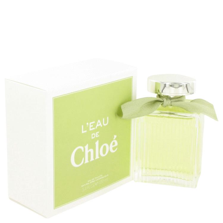 L'eau De Chloe by Chloe for Women Eau De Toilette Spray 3.4 oz