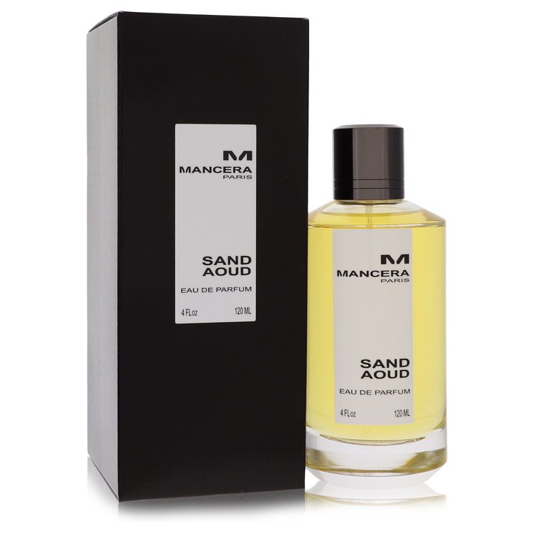 Mancera Sand Aoud by Mancera for Women Eau De Parfum Spray (Unisex) 4 oz