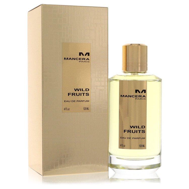 Mancera Wild Fruits by Mancera for Women Eau De Parfum Spray (Unisex) 4 oz