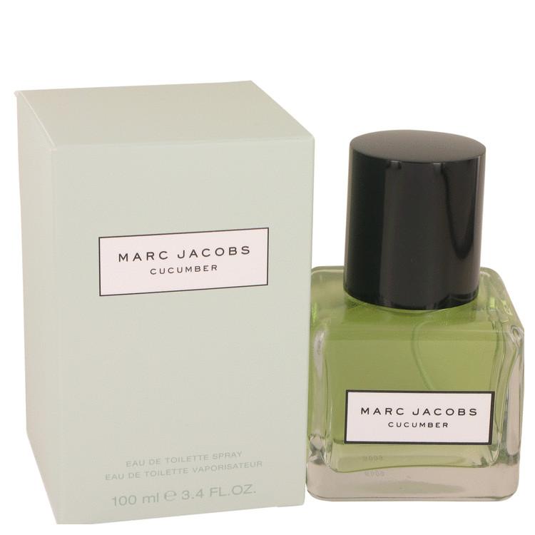 Marc Jacobs Cucumber by Marc Jacobs for Women Eau De Toilette Spray 3.4 oz