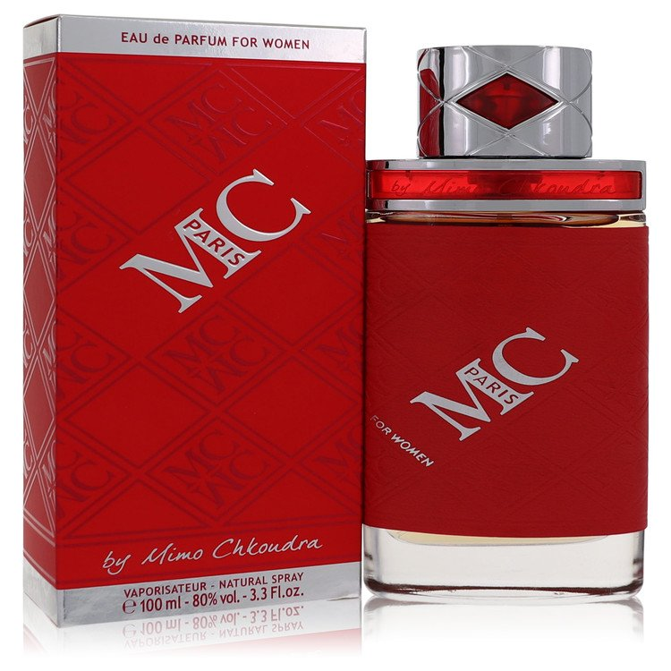 MC Mimo Chkoudra by Mimo Chkoudra for Women Eau De Parfum Spray 3.3 oz