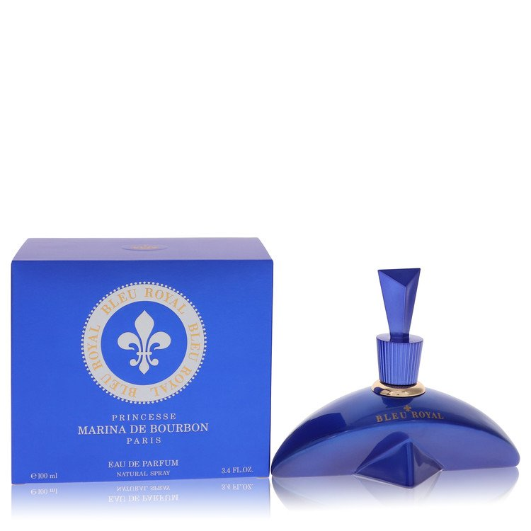 Marina De Bourbon Bleu Royal by Marina De Bourbon for Women Eau De Parfum Spray 3.4 oz