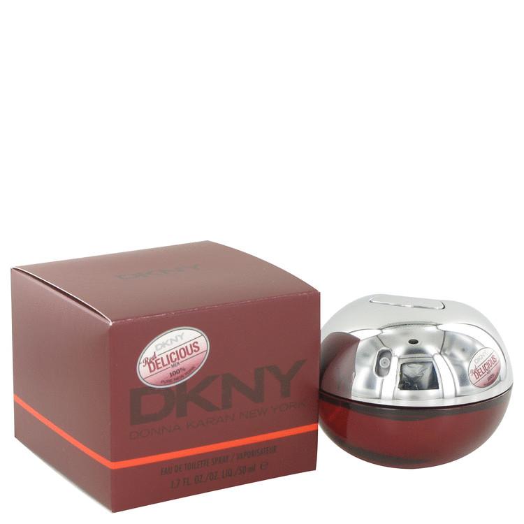 Red Delicious by Donna Karan for Men Eau De Toilette Spray 1.7 oz