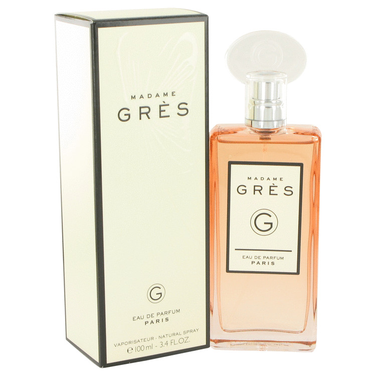 Madame Gres by Parfums Gres for Women Eau De Parfum Spray 3.4 oz