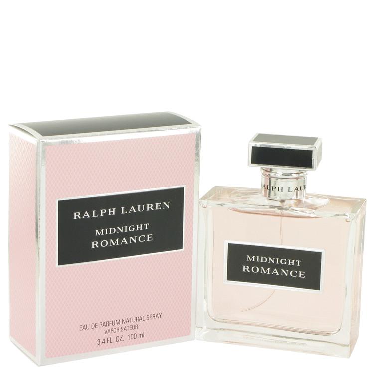 Midnight Romance by Ralph Lauren for Women Eau De Parfum Spray 3.4 oz