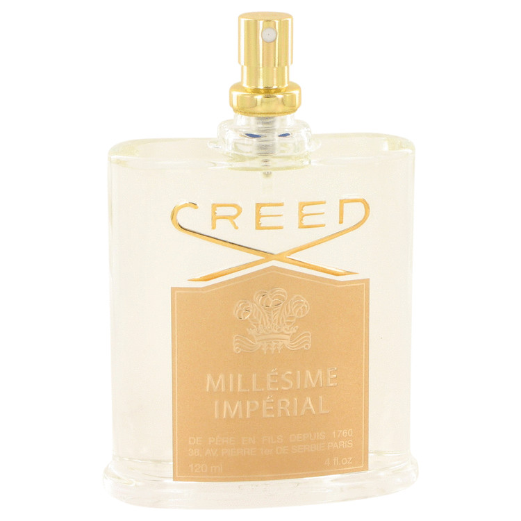 MILLESIME IMPERIAL by Creed for Men Millesime Spray (Tester) 4 oz