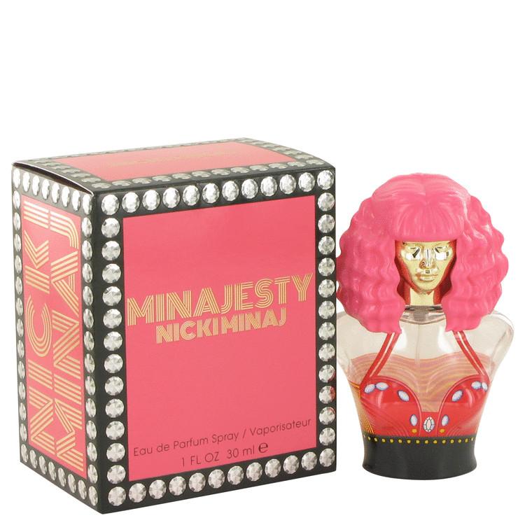 Minajesty by Nicki Minaj for Women Eau De Parfum Spray 1 oz