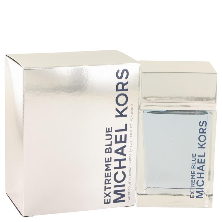 Michael Kors Extreme Blue by Michael Kors for Men Eau De Toilette Spray 4 oz