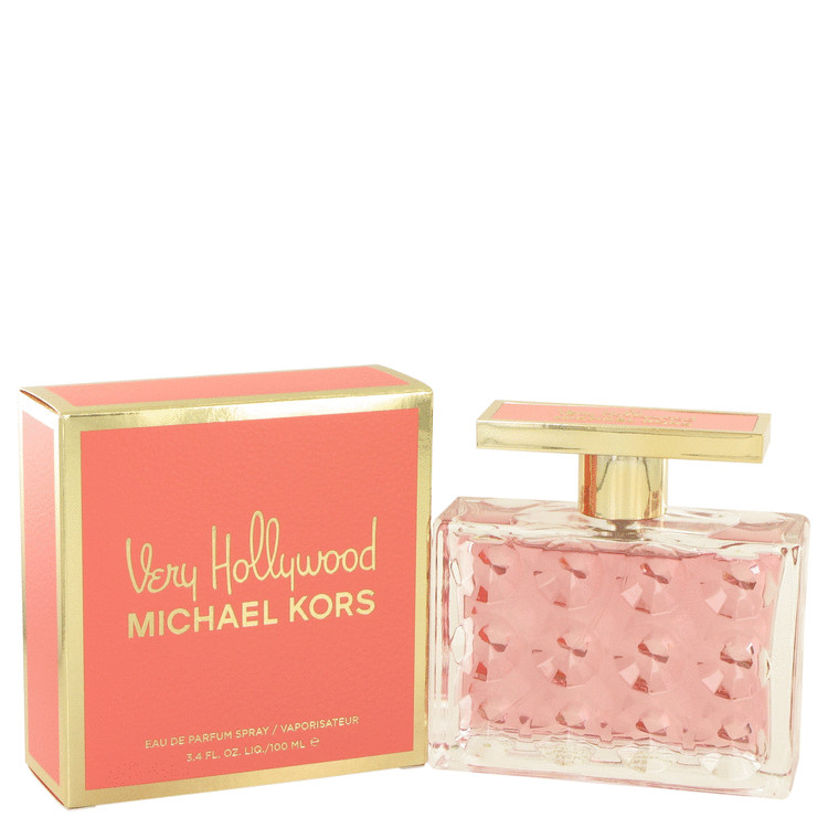 Very Hollywood by Michael Kors for Women Eau De Parfum Spray 3.4 oz