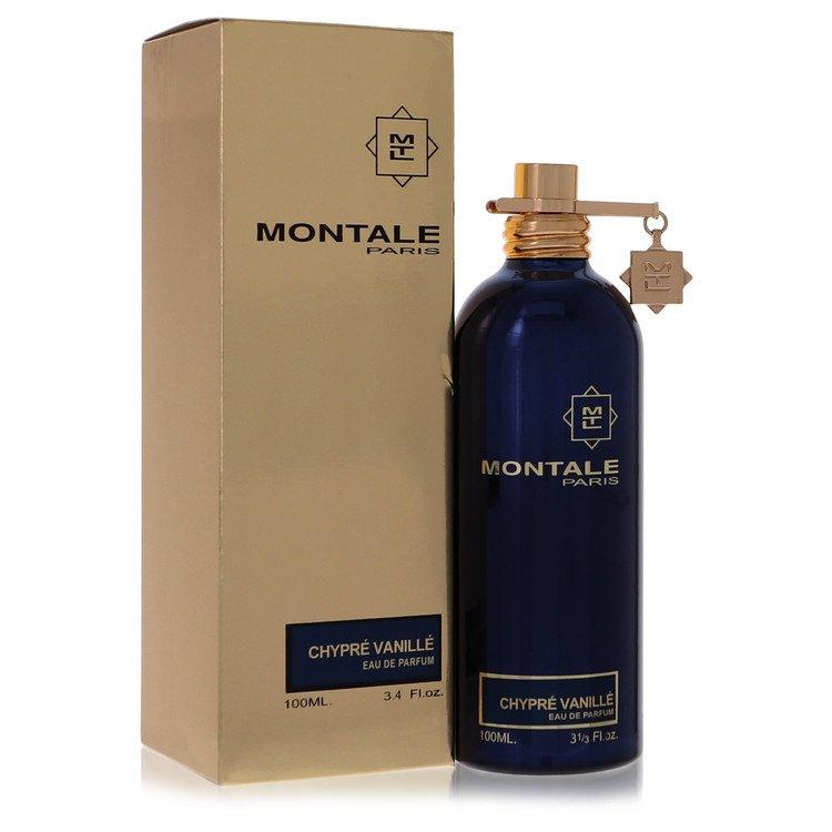 Montale Chypre Vanille by Montale for Women Eau De Parfum Spray 3.3 oz