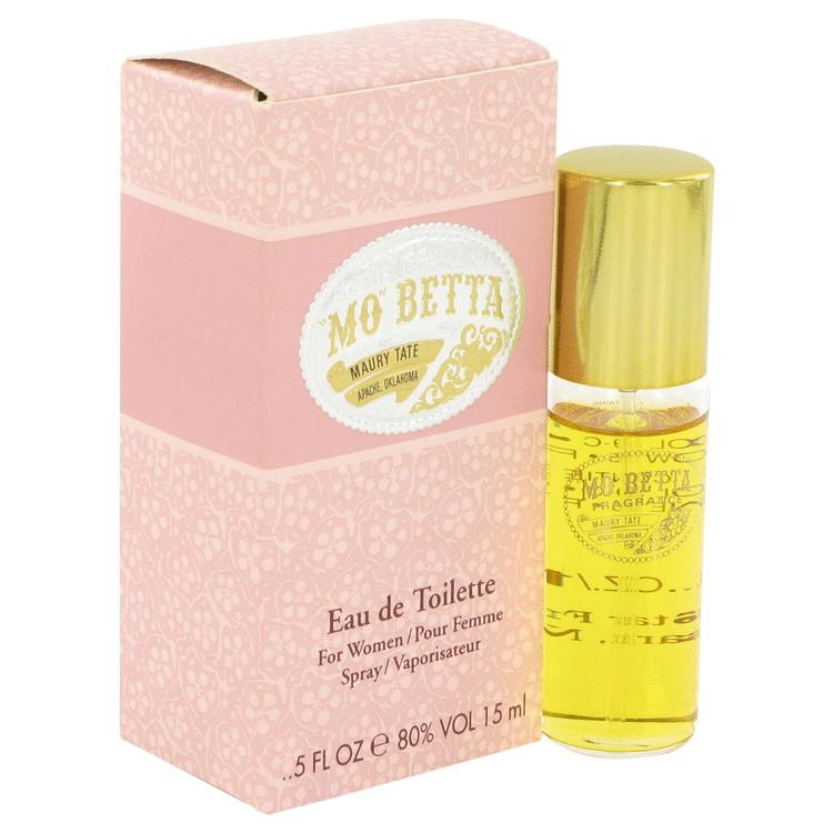 Mo Betta by Five Star Fragrance Co. for Women Eau De Toilette Spray .5 oz