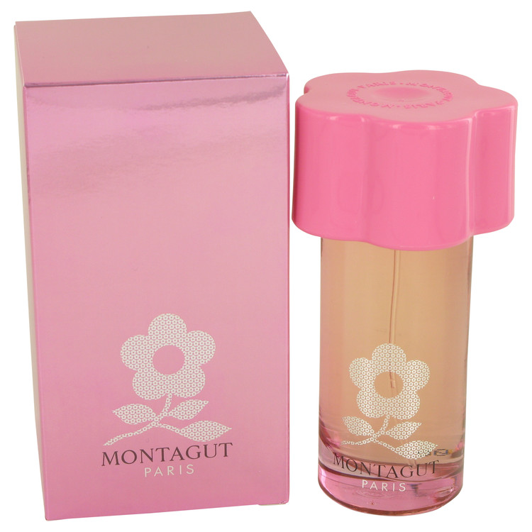 Montagut Pink by Montagut for Women Eau De Toilette Spray 1.7 oz