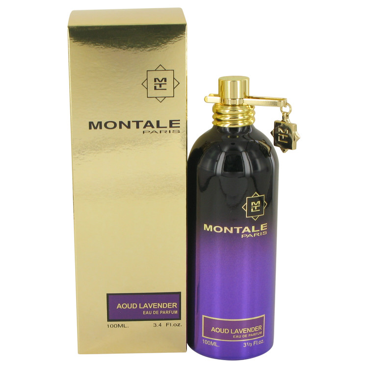 Montale Aoud Lavender by Montale for Women Eau De Parfum Spray (Unisex) 3.4 oz