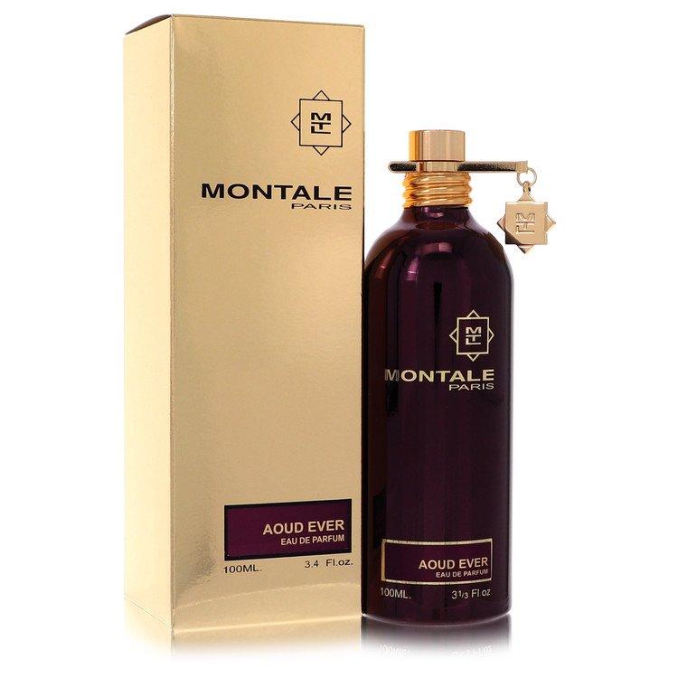 Montale Aoud Ever by Montale for Women Eau De Parfum Spray (Unisex) 3.4 oz