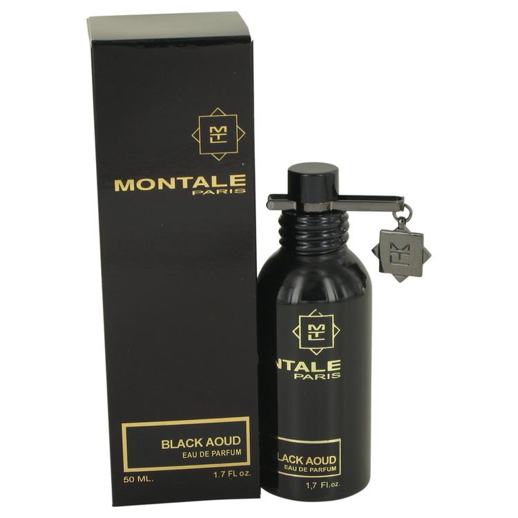 Montale Black Aoud by Montale for Women Eau De Parfum Spray (Unisex) 1.7 oz