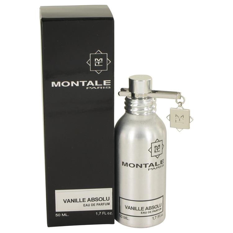 Montale Vanille Absolu by Montale for Women Eau De Parfum Spray (Unisex) 1.7 oz