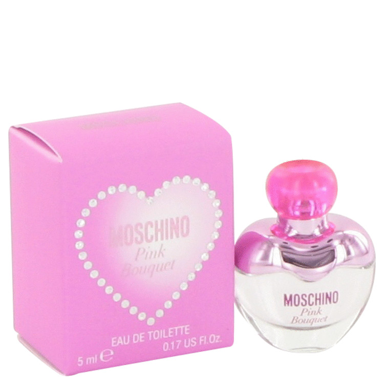 Moschino Pink Bouquet by Moschino for Women Mini EDT .16 oz