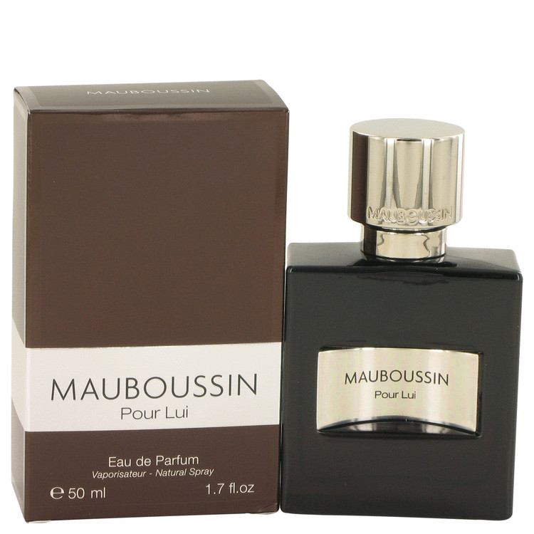 Mauboussin Pour Lui by Mauboussin for Men Eau De Parfum Spray 1.7 oz