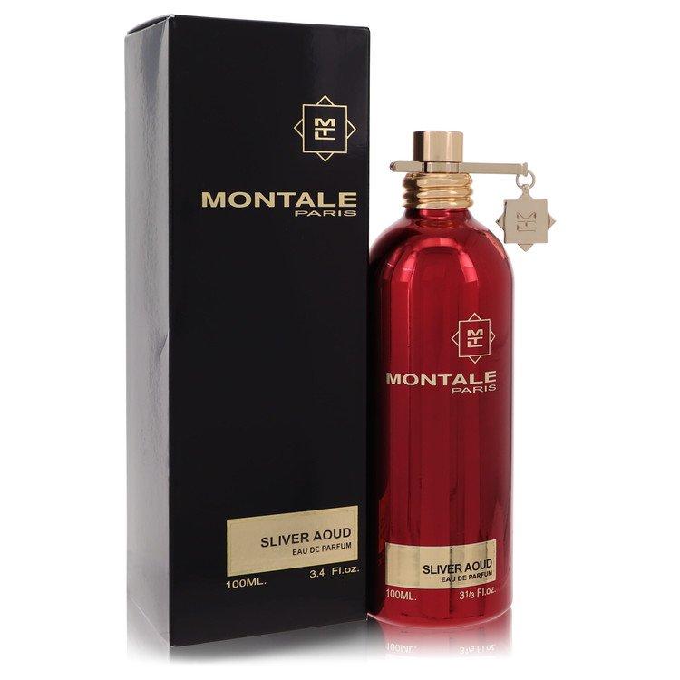 Montale Silver Aoud by Montale for Women Eau De Parfum Spray 3.3 oz
