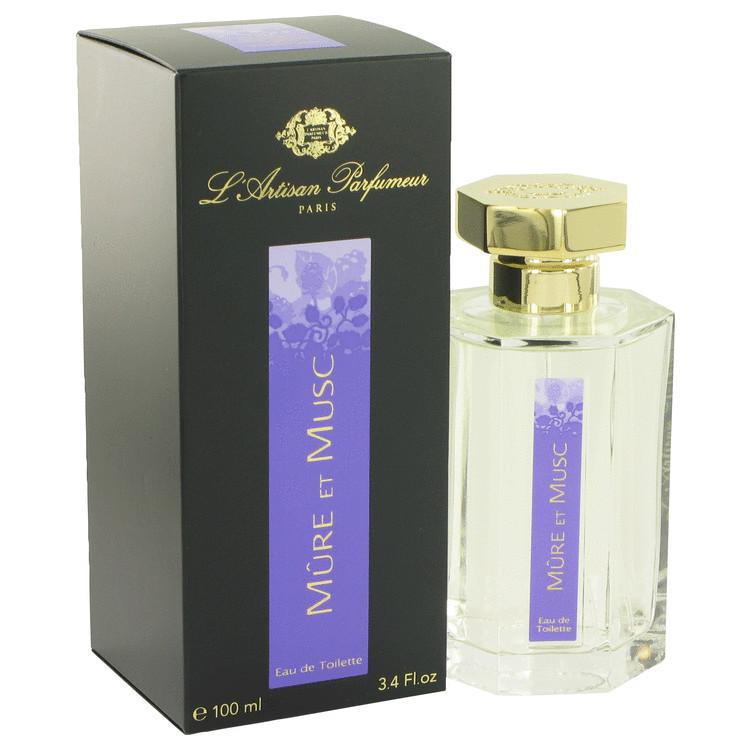 Mure Et Musc by L'artisan Parfumeur for Women Eau De Toilette Spray 3.4 oz