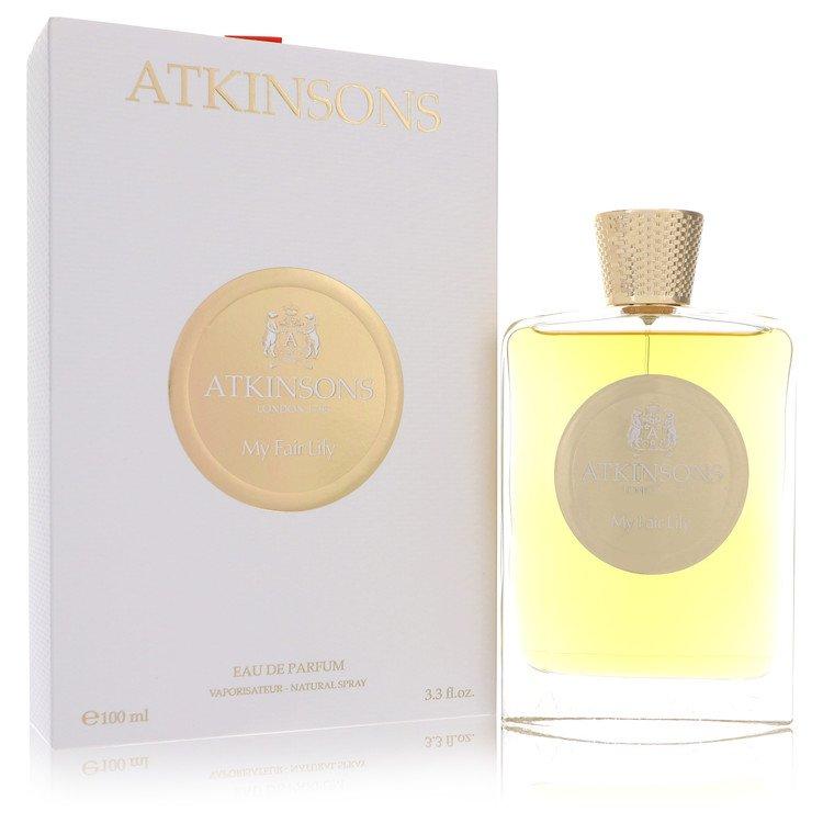 My Fair Lily by Atkinsons for Women Eau De Parfum Spray (Unisex) 3.3 oz