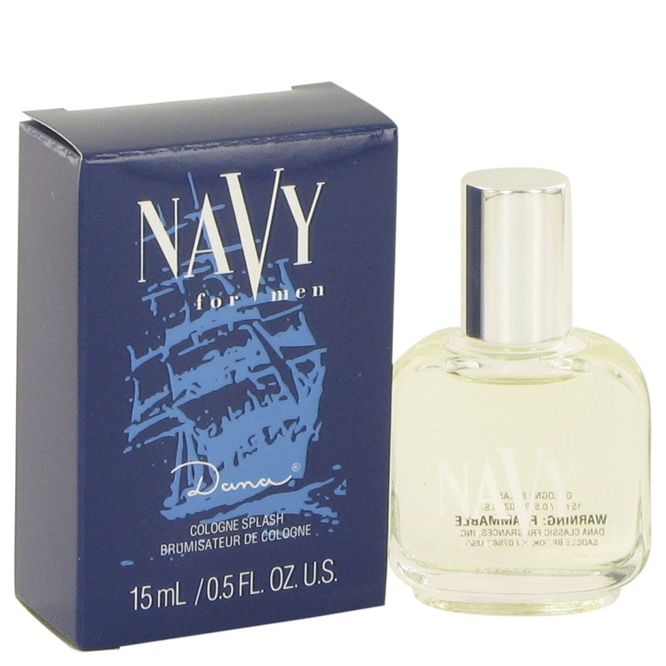 NAVY by Dana for Men Cologne .5 oz