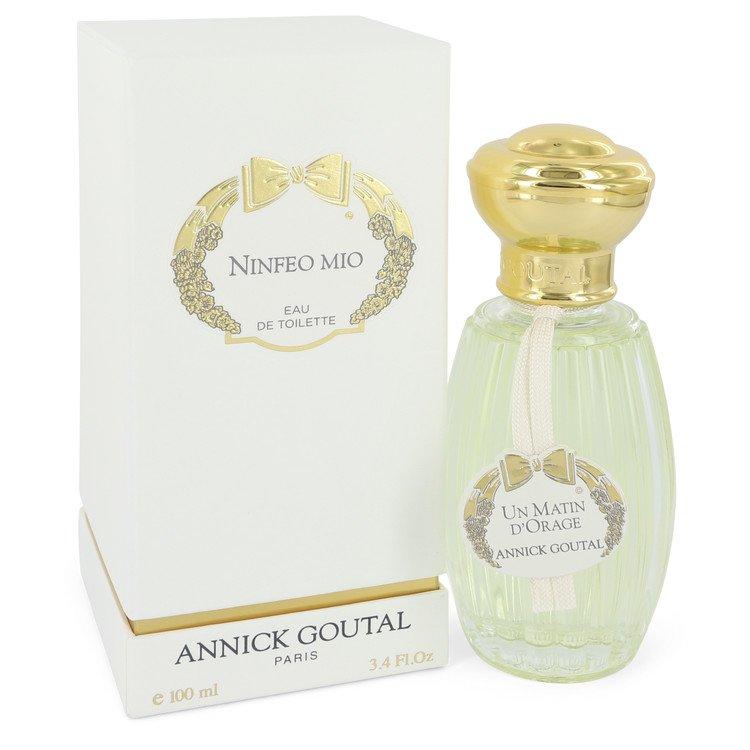 Ninfeo Mio by Annick Goutal for Women Eau De Toilette Spray 3.4 oz