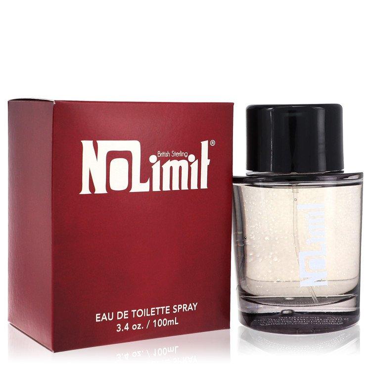 No Limit by Dana for Men Eau De Toilette Spray 3.4 oz