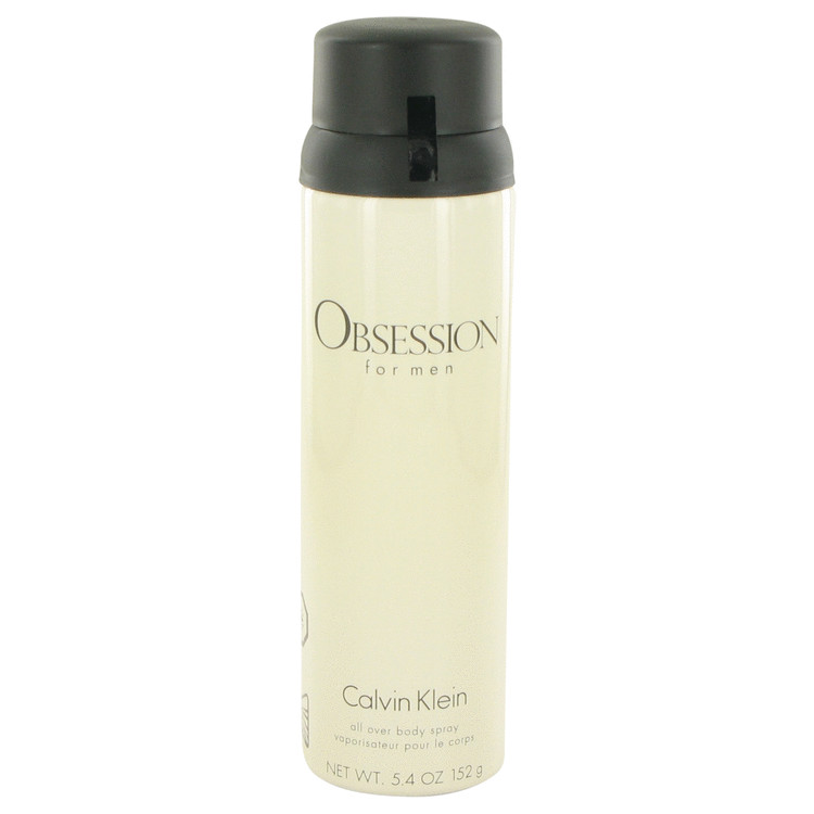 OBSESSION by Calvin Klein for Men Body Spray 5.4 oz
