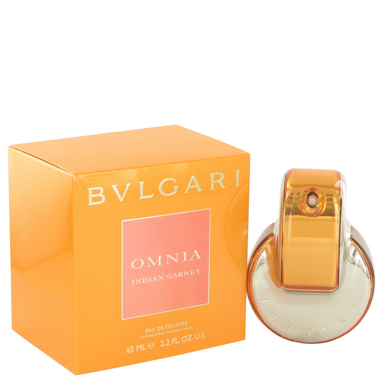 Omnia Indian Garnet by Bvlgari for Women Eau De Toilette Spray 2.2 oz
