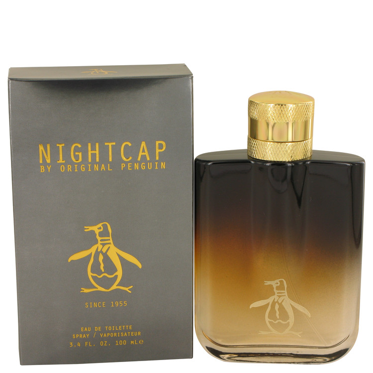 Original Penguin Nightcap by Original Penguin for Men Eau DE Toilette Spray 3.4 oz