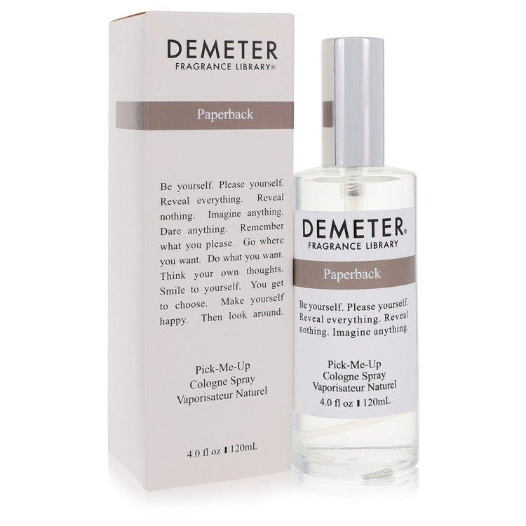 Demeter by Demeter for Women Paperback Cologne Spray 4 oz