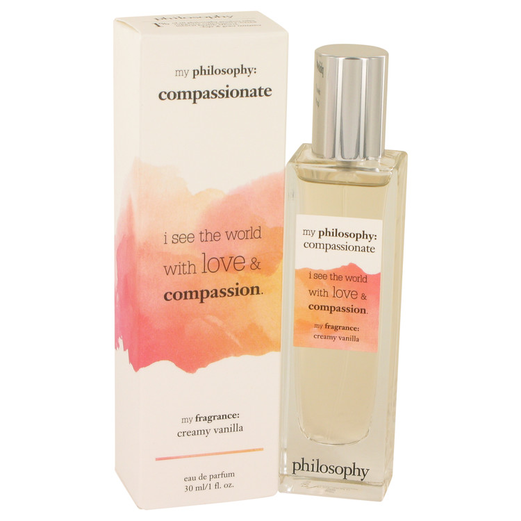Philosophy Compassionate by Philosophy for Women Eau De Parfum Spray 1 oz