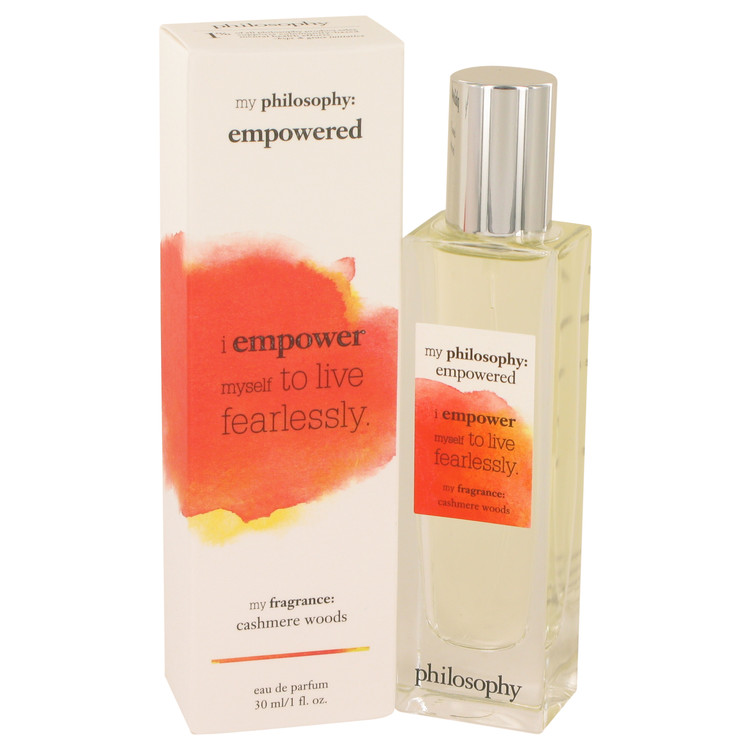 Philosophy Empowered by Philosophy for Women Eau De Parfum Spray 1 oz