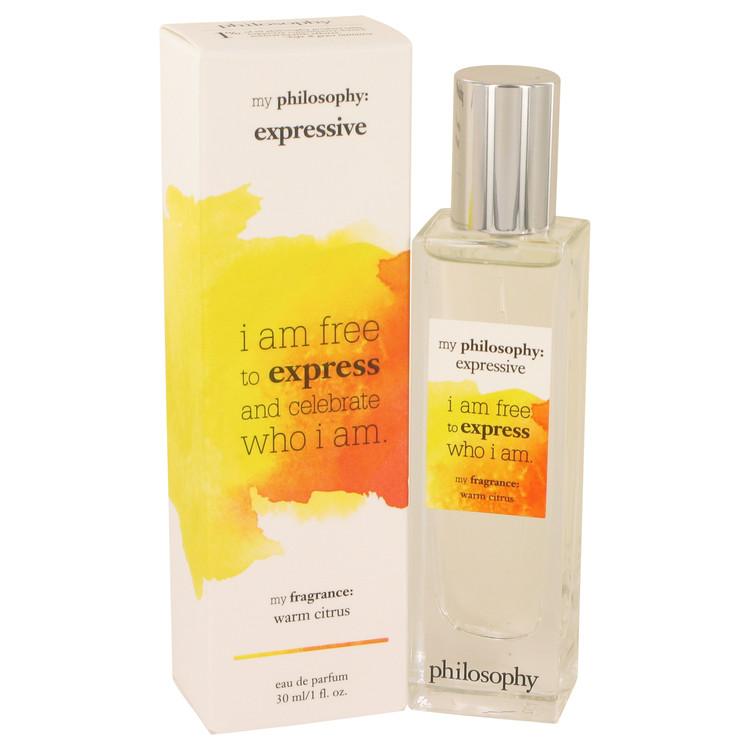 Philosophy Expressive by Philosophy for Women Eau De Parfum Spray 1 oz