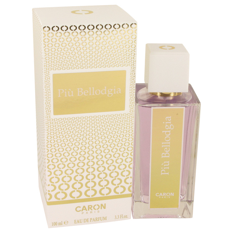 Piu Bellodgia by Caron for Women Eau De Parfum Spray 3.3 oz