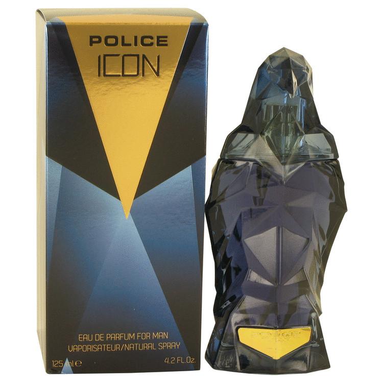 Police Icon by Police Colognes for Men Eau De Parfum Spray 4.2 oz