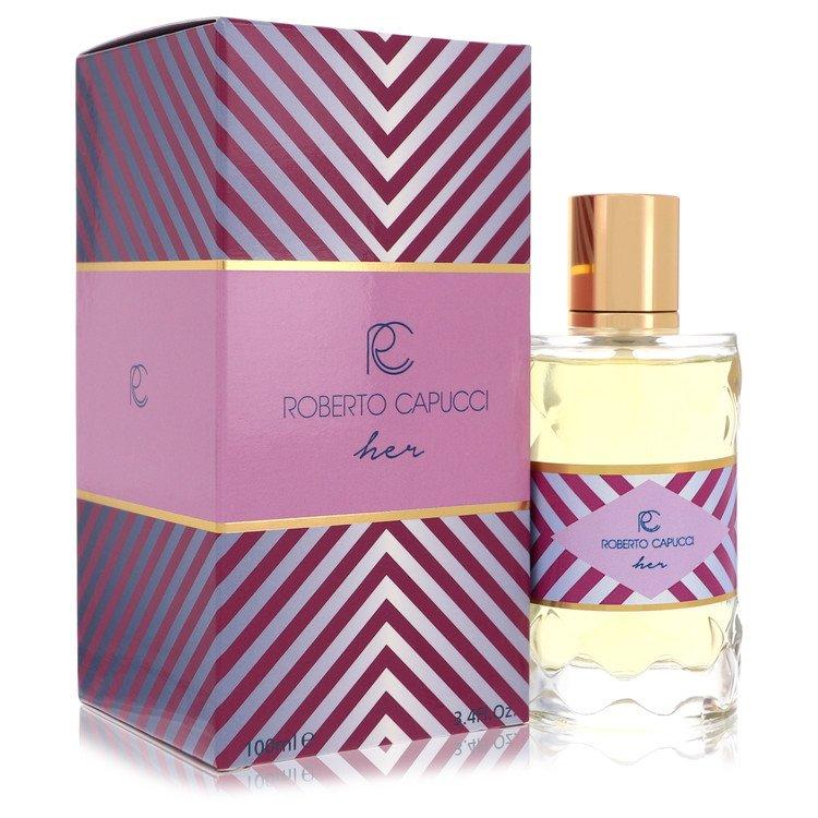 Roberto Capucci by Capucci for Women Eau De Parfum Spray 3.4 oz