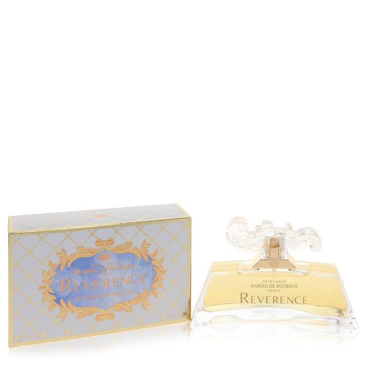 Reverence by Marina De Bourbon for Women Eau De Parfum Spray 3.3 oz