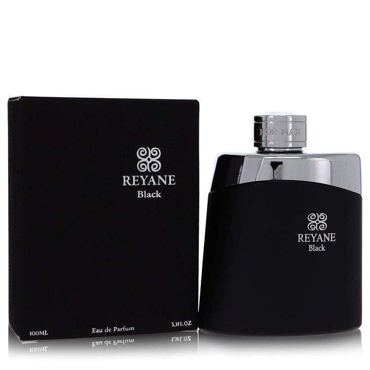 Reyane Black by Reyane Tradition for Women Eau De Parfum Spray 3.3 oz