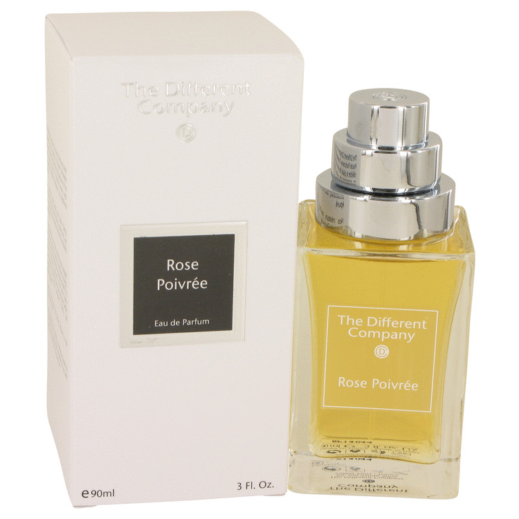 Rose Poivree by The Different Company for Women Eau De Parfum Spray 3 oz