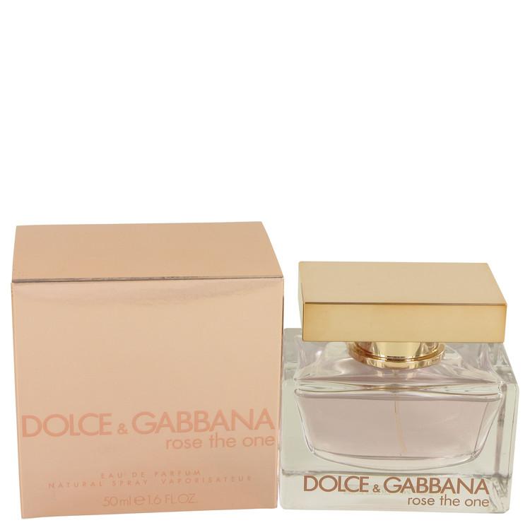 Rose The One by Dolce & Gabbana for Women Eau De Parfum Spray 1.7 oz