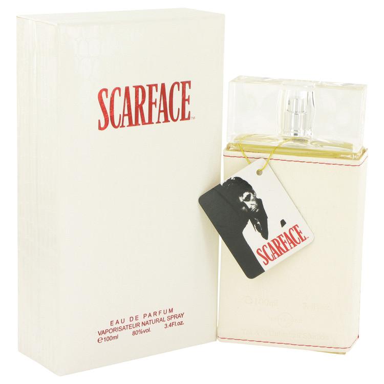 Scarface Al Pacino by Universal Studios for Women Eau De Parfum Spray 3.4 oz